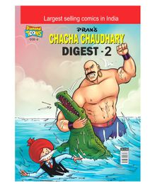 Chacha Chaudhary Digest Book Part 2 - English