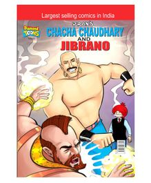 Chacha Chaudhary & Jibrano Comic Book - English