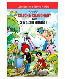 Chacha Chaudhary & Swatchh Bharat Volume 10 - English