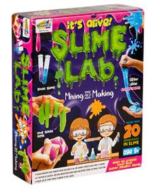 NHRMansaji Slime Making Kit - Multicolour