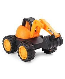 JCB Mini Excavator Toy - Yellow