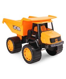 JCB Dump Truck - Yellow