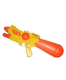 Planet of Toys Water Gun for Holi - Yellow