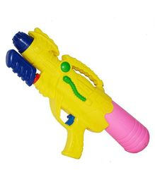Planet of Toys Water Gun For Holi -Yellow