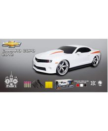GetBest Licensed Chevrolet Camaro RC Car - White