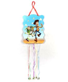 Funcart Toy Story Themed Pinata Bag - Light Blue