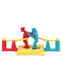 Mattel Fast Fun Rock'em Soc'em Robots Game - Red Blue