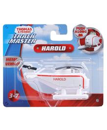 Thomas & Friends Small Engine Harold Metal Helicopter - White