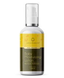 Life & Pursuits Nourishing Baby Lotion Green - 200 ml