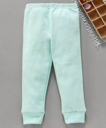 Fox Baby Full Length Lounge Pant - Mint Green