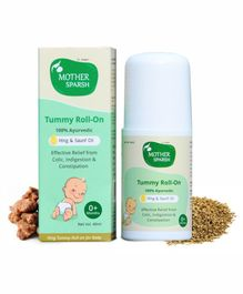 Mother Sparsh Tummy Roll-On - 40 ml
