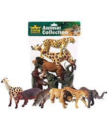Wild Republic - Polybag African Animals