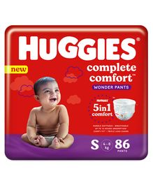 Huggies Wonder Pants Small Pant Style Diapers - 86 Pieces