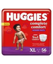 Huggies Wonder Pants Extra Large Pant Style Diapers - 56 Pieces