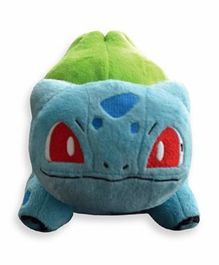 Pokemon Bulbasaur Plush Toy Blue Green - 23 cm