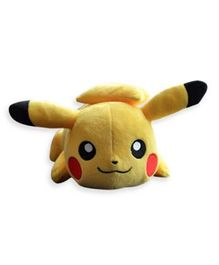 Pokemon Pikachu Plush Toy Yellow - 23 cm
