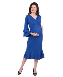 6db8a368a9ac Maternity Dresses Online India - Buy Skirts   Frocks for Pregnant Women