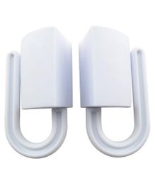 BabyPro Finger Pinch Guard Door Hinge Guard Pack of 2 - White