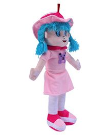 Benny & Bunny Candy Doll Pink Blue - Height 50 cm