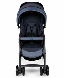 Chicco Simplicity Plus Stroller - Dark Blue