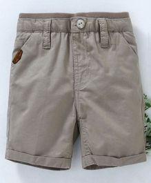 Olio Kids Shorts Solid - Grey