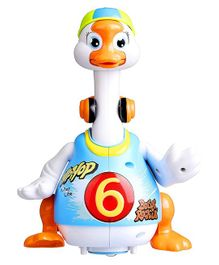 Smartcraft Musical Hip Hop Dancing Interactive Goose (Colour May Vary)