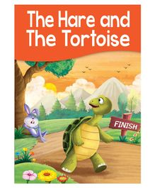The Hare And The Tortoise Story Book - English