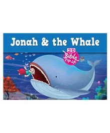 Jonah & The Whale 3D Bible Pop Up Book - English