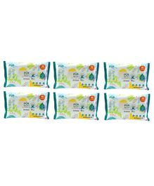 Pur Baby Wet Wipes Pack Of 6 - 240 Wipes