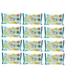 Pur Baby Wet Wipes Pack Of 12 - 480 Wipes