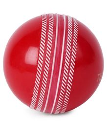 Turbo-S Street Cricket Ball - Red