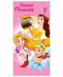 Sassoon Disney Princess Towel - Pink