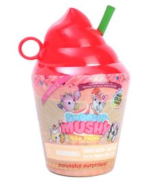 Smooshy Mushy Frozen Delights Series Collectable Squeeze Toys - Red