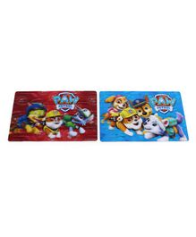 Paw Patrol Lenticular 2 Puzzle Tower Box - 48 Pieces