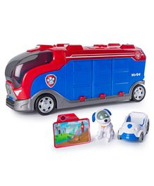 Paw Patrol Mission Cruiser - Red Blue