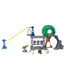 Paw Patrol Rescue Training Centre Play Set - Multicolor