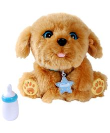 Little Live Pets Snuggles My Dream Puppy Toy - Brown