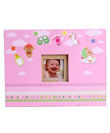 Archies Baby Scrap Photo Album Pink - 30 Sheets