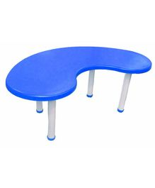 Ehomekart Moon Shaped Table - Blue