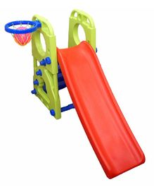 Ehomekart Happy Garden Slide - Red