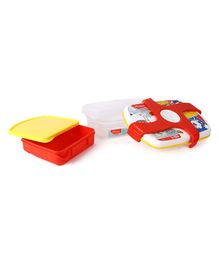 Maped Lunch Box - Red