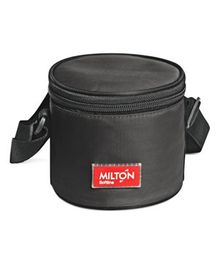 Milton Healthy Meal Small Lunch Box - Black