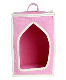 My Gift Booth Diaper Stacker - Pink