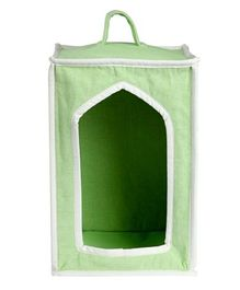 My Gift Booth Diaper Stacker - Green