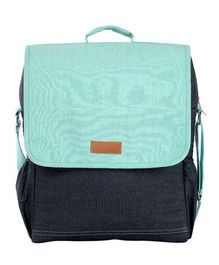My Gift Booth Backpack Style Diaper Bag - Green