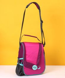 Maped Solid Color Lunch Bag - Pink