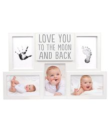 Pearhead Collage Printed Frame - White