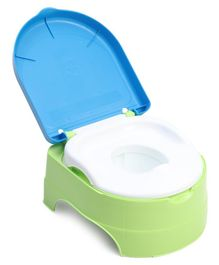 Summer Infant 3 in 1 My Fun Potty - Blue Green