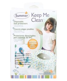 Summer Infant Disposable Potty Seat Cover - Pack of 20