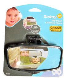 Safety 1st Baby on Board Baby View Mirror - Black